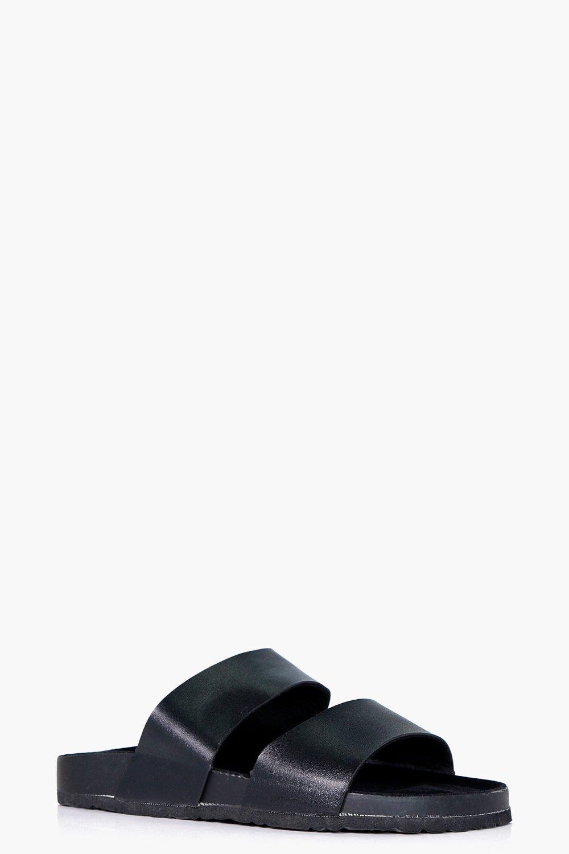 9574c4788 Sophia Double Band Slider Sandal