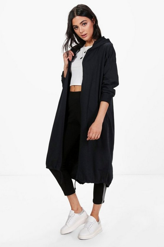 Eleanor Maxi Lightweight Festival Jacket