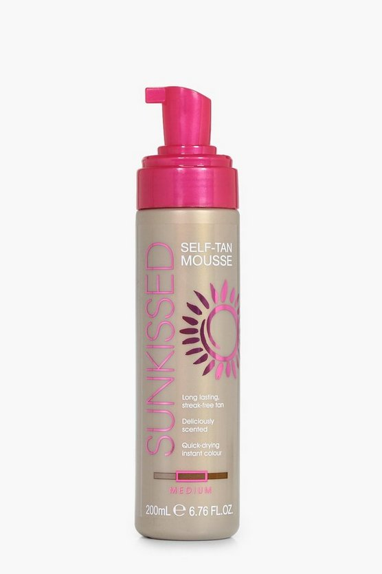 Sunkissed Medium Self Tan Mousse