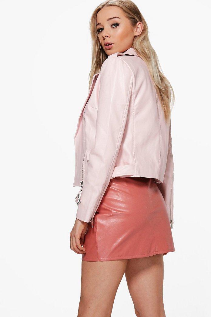 giacca in poliuretano