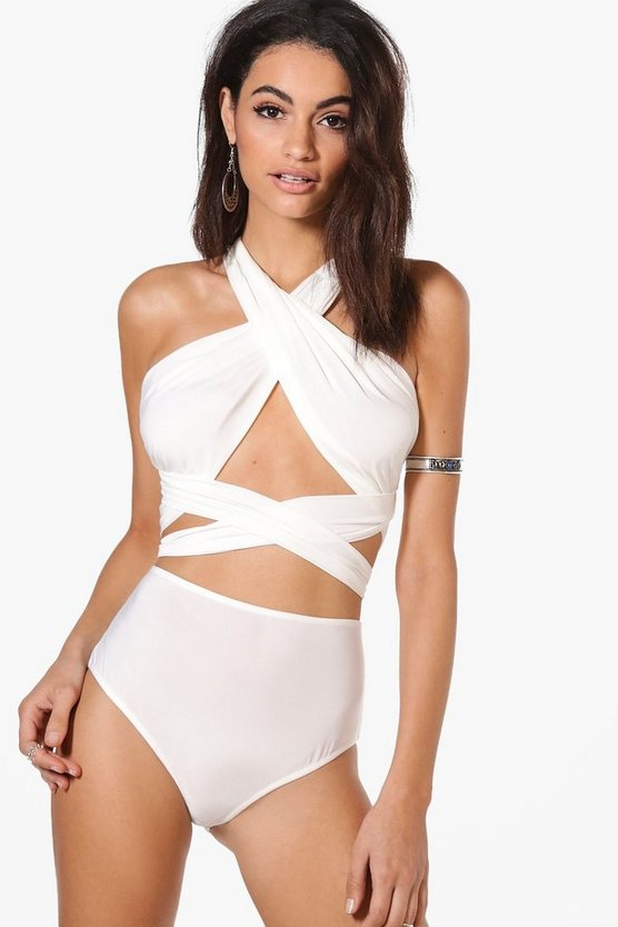 Nella Multiway Bralet & Hotpant Co-Ord