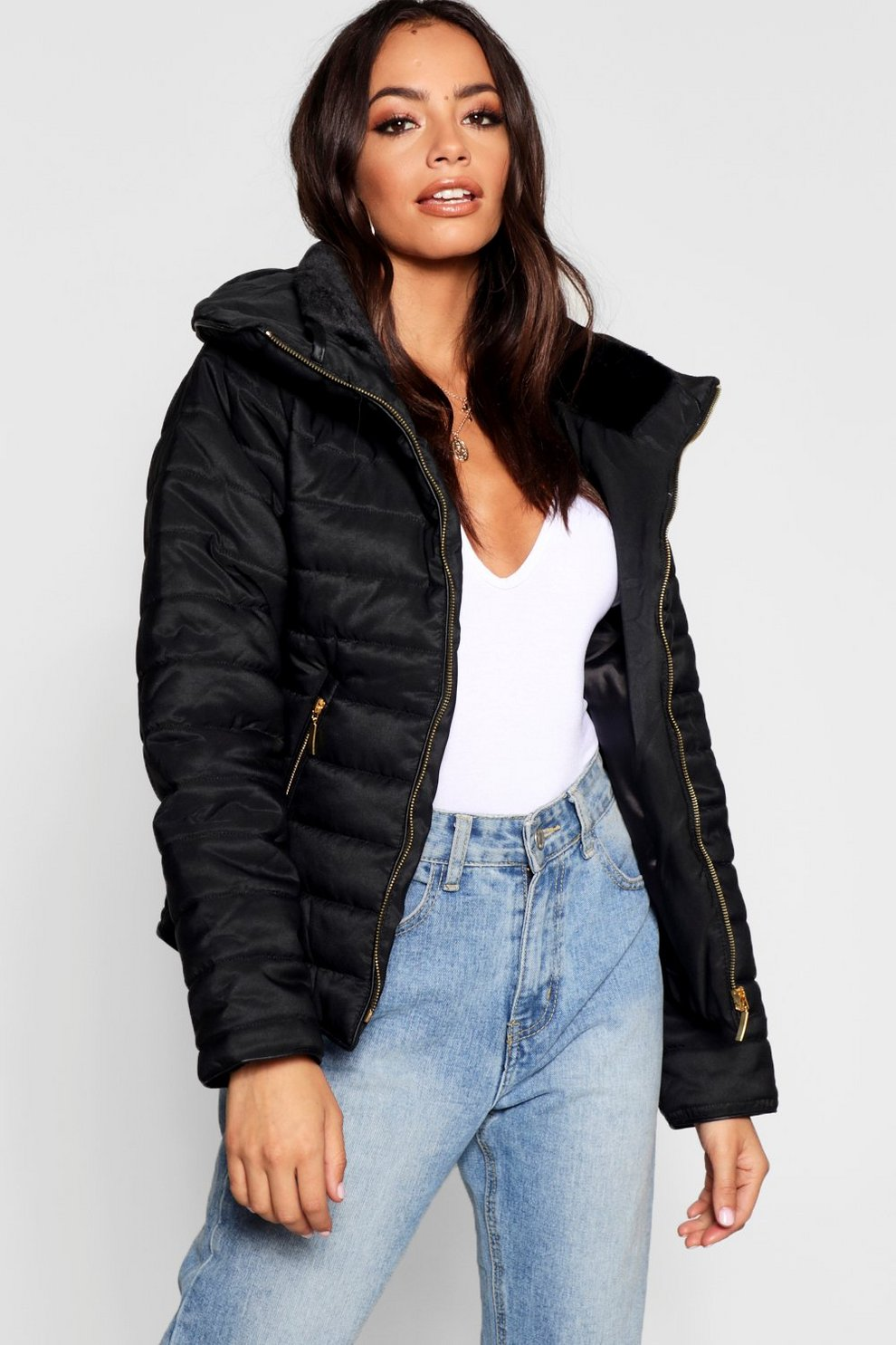 9237d4acd35 Quilted Jacket