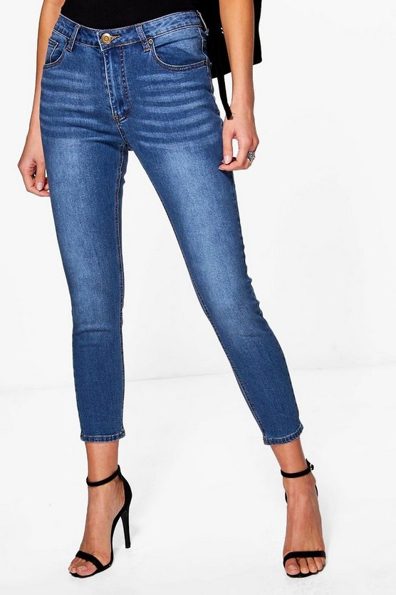 Paige Slim Fit Boyfriend Jeans