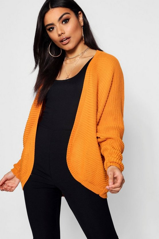Womens Amber Batwing Cardigan