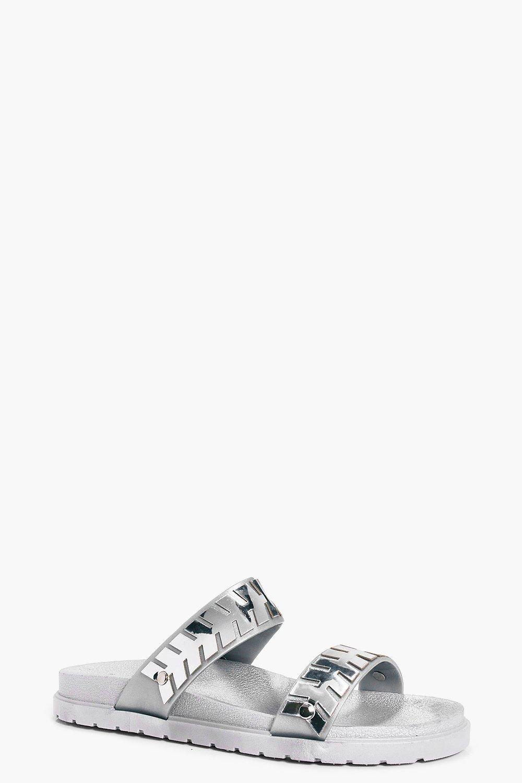 486d29e1b Gracie Sequin Trim Double Band Slider