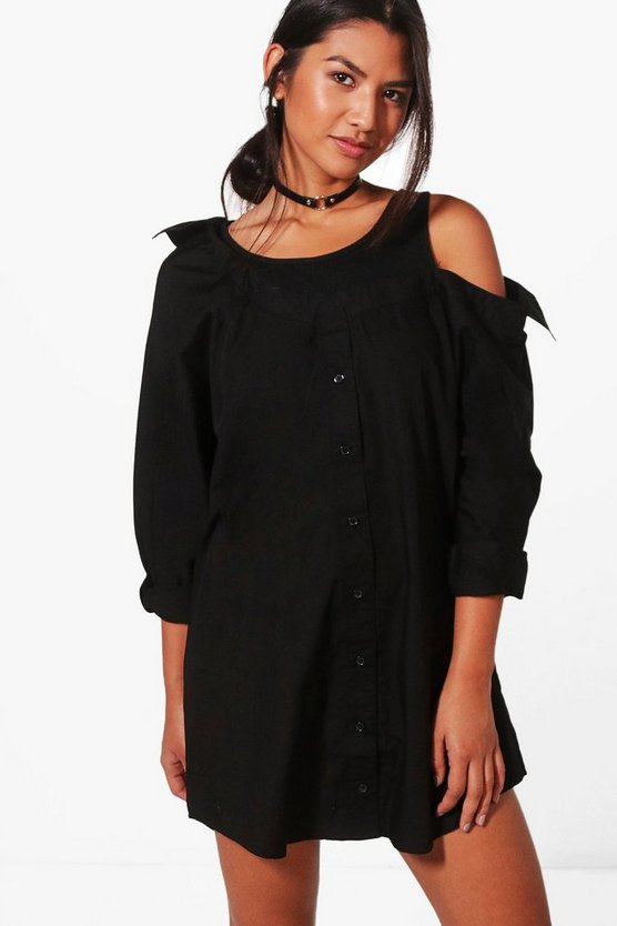 Daphne 2 in 1 Shirt Dress