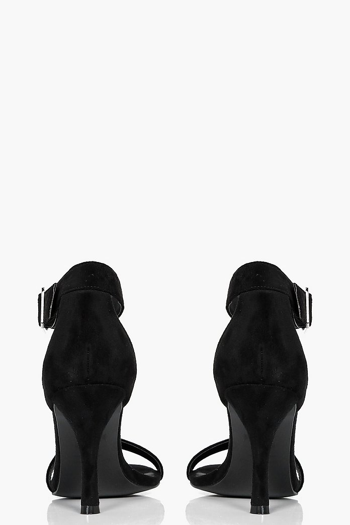Tia Wide Fit Chunky Ankle Band Two Parts | boohoo