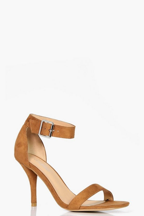 Tia Wide Fit Chunky Ankle Band Two Parts