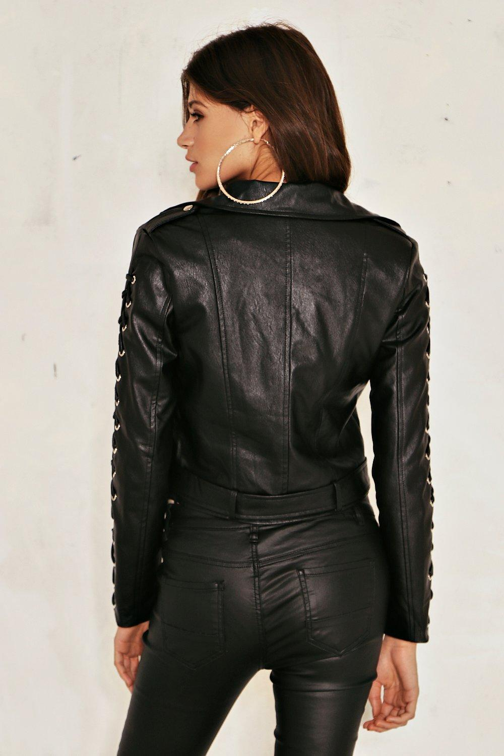 c178e3d67 Lucy Moto Jacket | Shop Clothes at Nasty Gal!