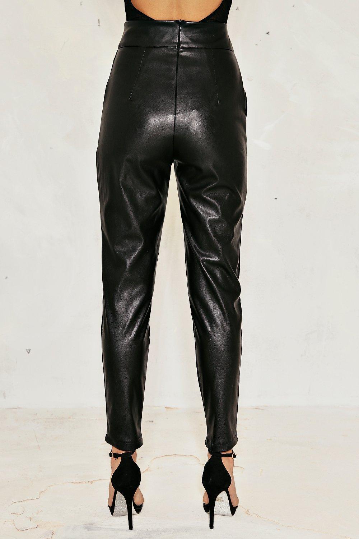 64b7c1c395cc Felicity Faux Leather Pants | Shop Clothes at Nasty Gal!