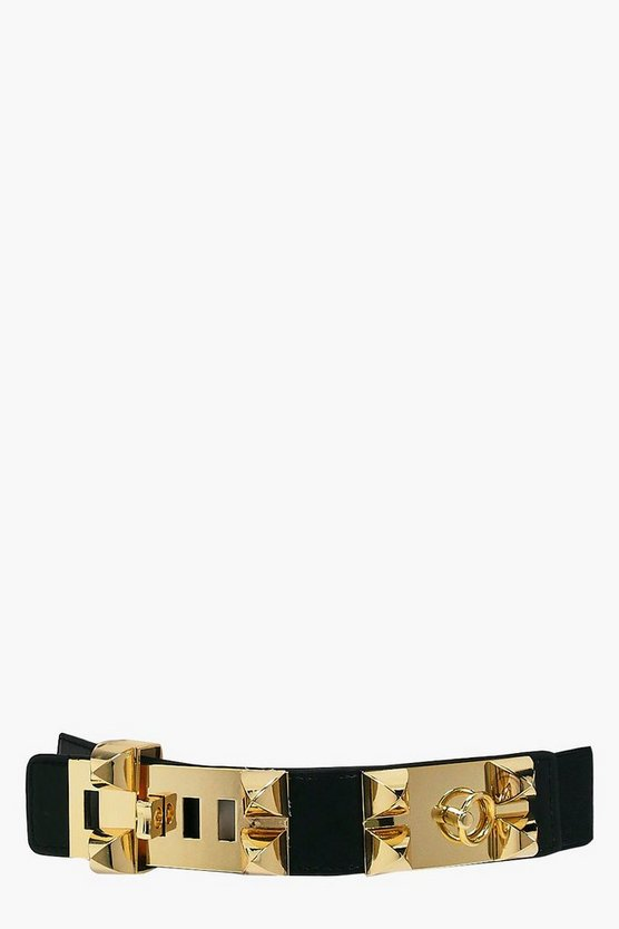 Alisha Statement Stud Waist Belt