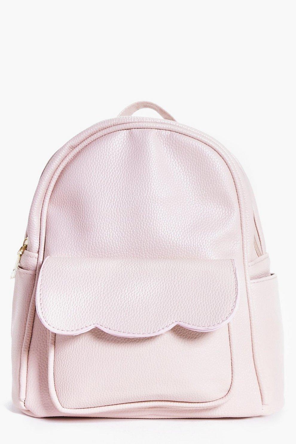 d3315baf21 jennifer sac à dos à poche festonnée | Boohoo