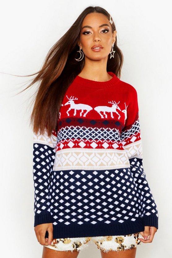 Reindeers Christmas Jumper