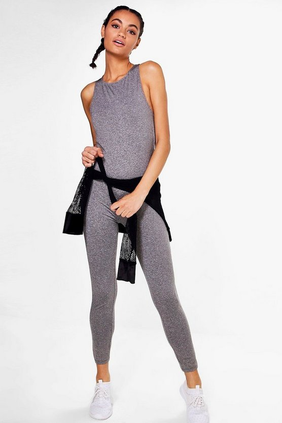 Saskia Fit Workout Jumpsuit