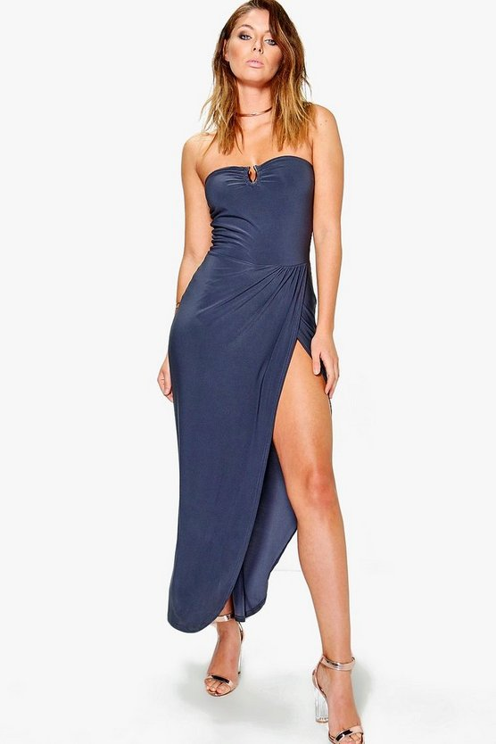 Natasha Bandeau Maxi Dress