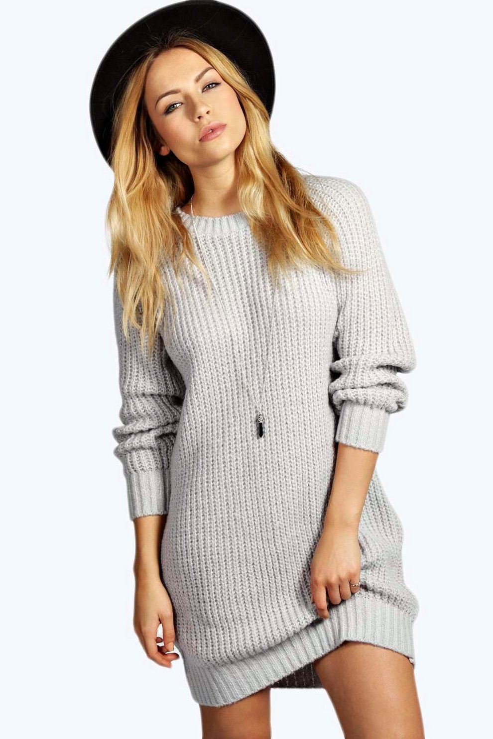 a088736a378 lexi robe pull en maille douce