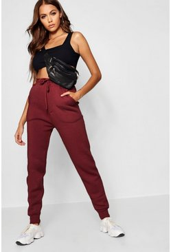 Womens Berry Basic Sweat Joggers