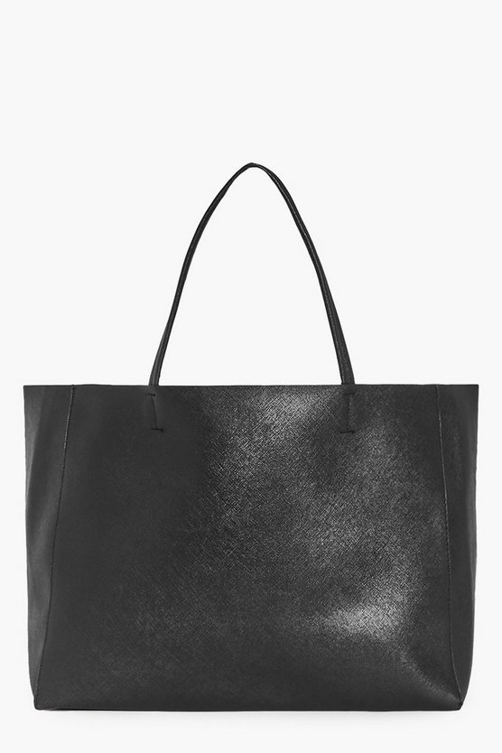 Laura Oversize Unlined Shopper Holdall