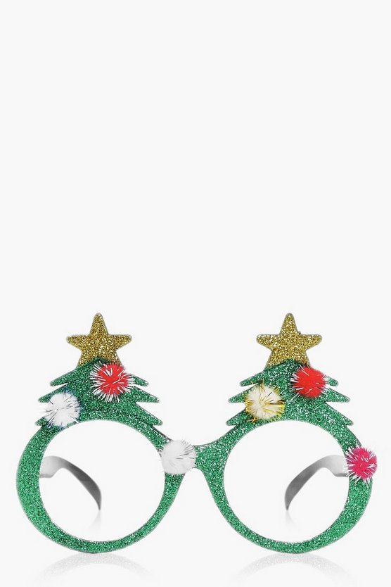 Christmas Tree Novelty Sunglasses