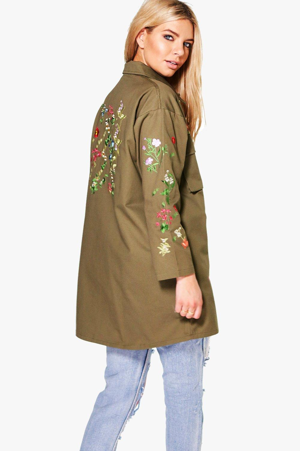 Canvas jackets for women