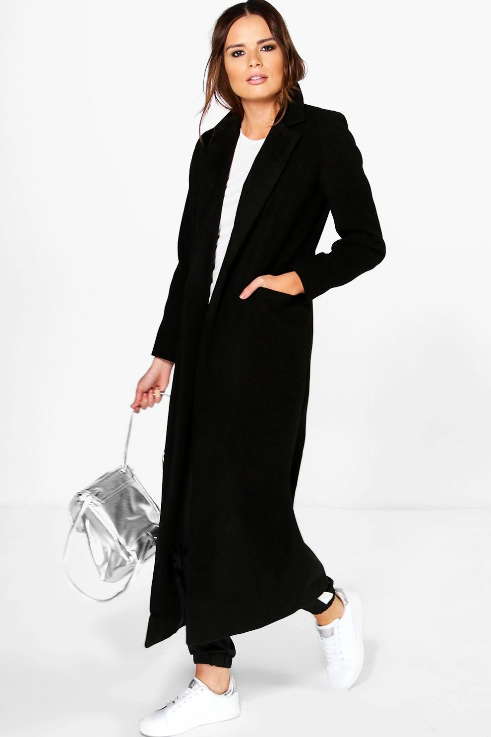 cheaper ec00d a0c5c Keira Maxi Length Tailored Coat