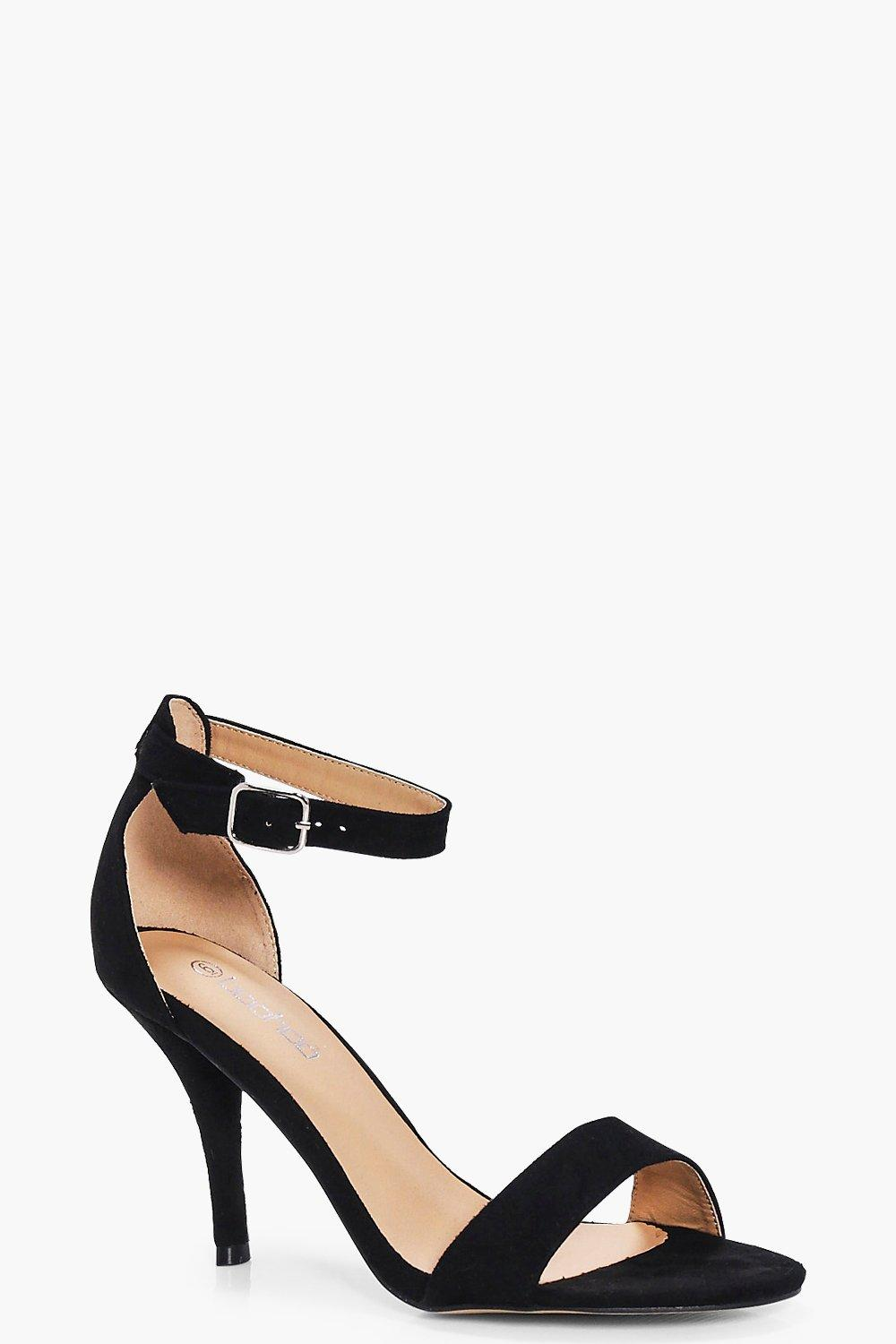 wide fit low heel two parts boohoo
