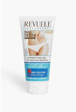 Womens Clear Revuele Slim & Detox Correcting Gel