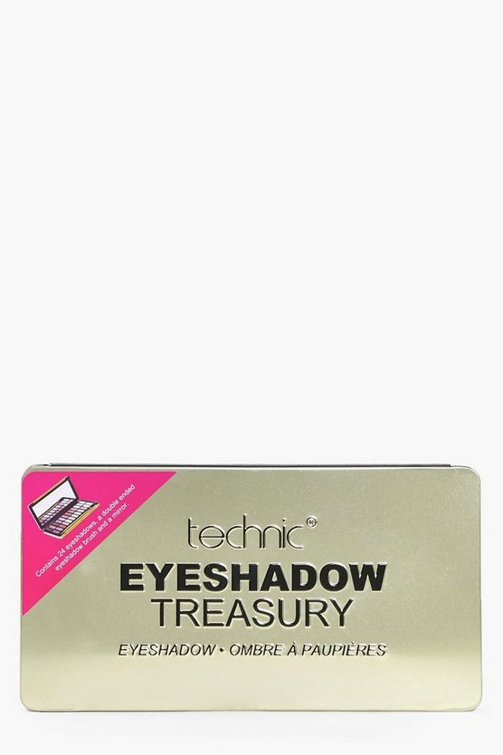 Technic Gold Eyeshadow Palette