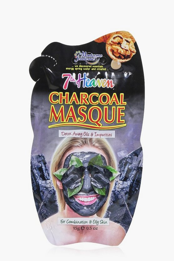 Charcoal Masque Face Mask