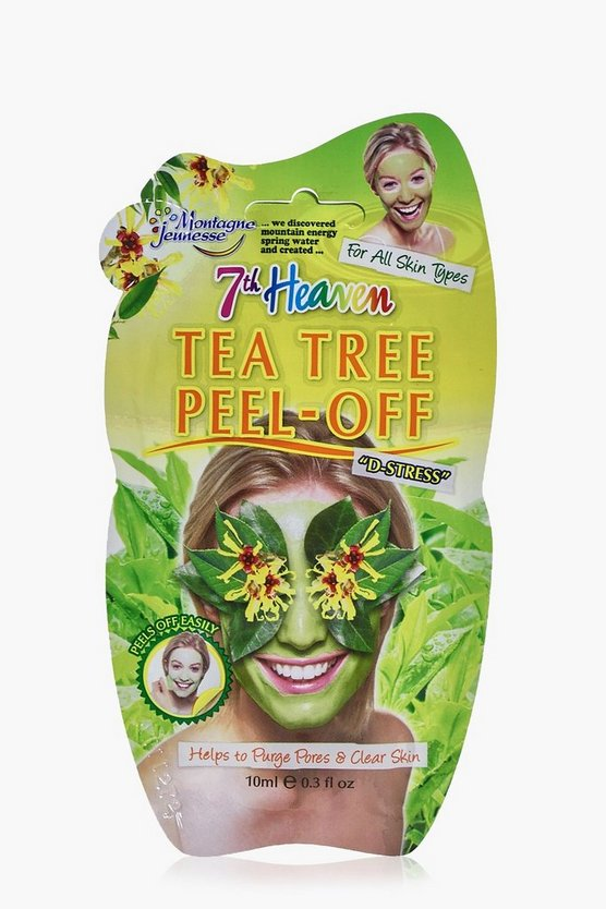 Multi Tea Tree Peel Off Face Mask