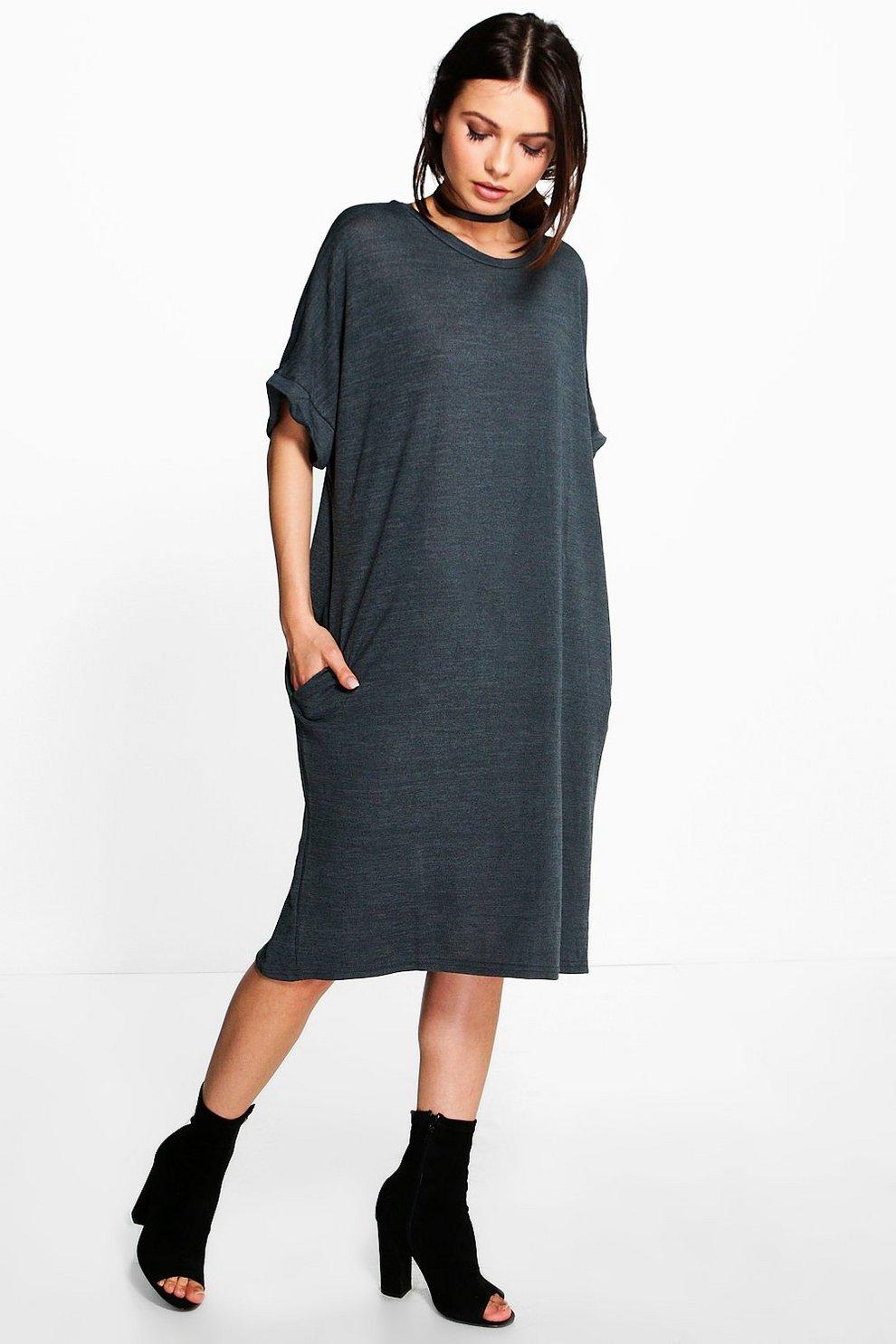de6994e345ee Poppy Oversized Knitted Dress