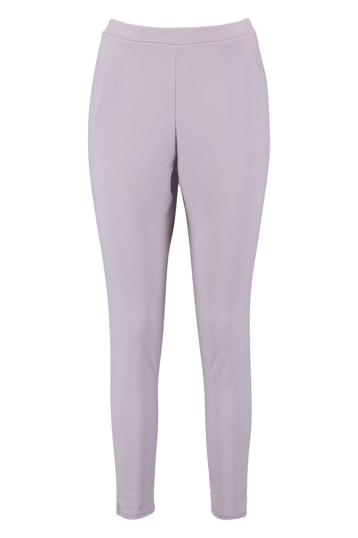 elásticos skinny super niebla en Pantalones crepé lila qPwEznCd