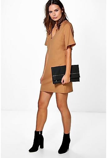 Day Dresses Casual Amp Jersey Women S Dresses At Boohoo