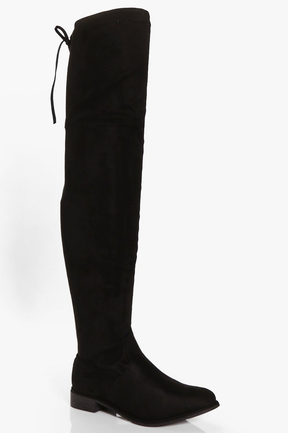 fc2dbfef421 Flat Thigh High Boots