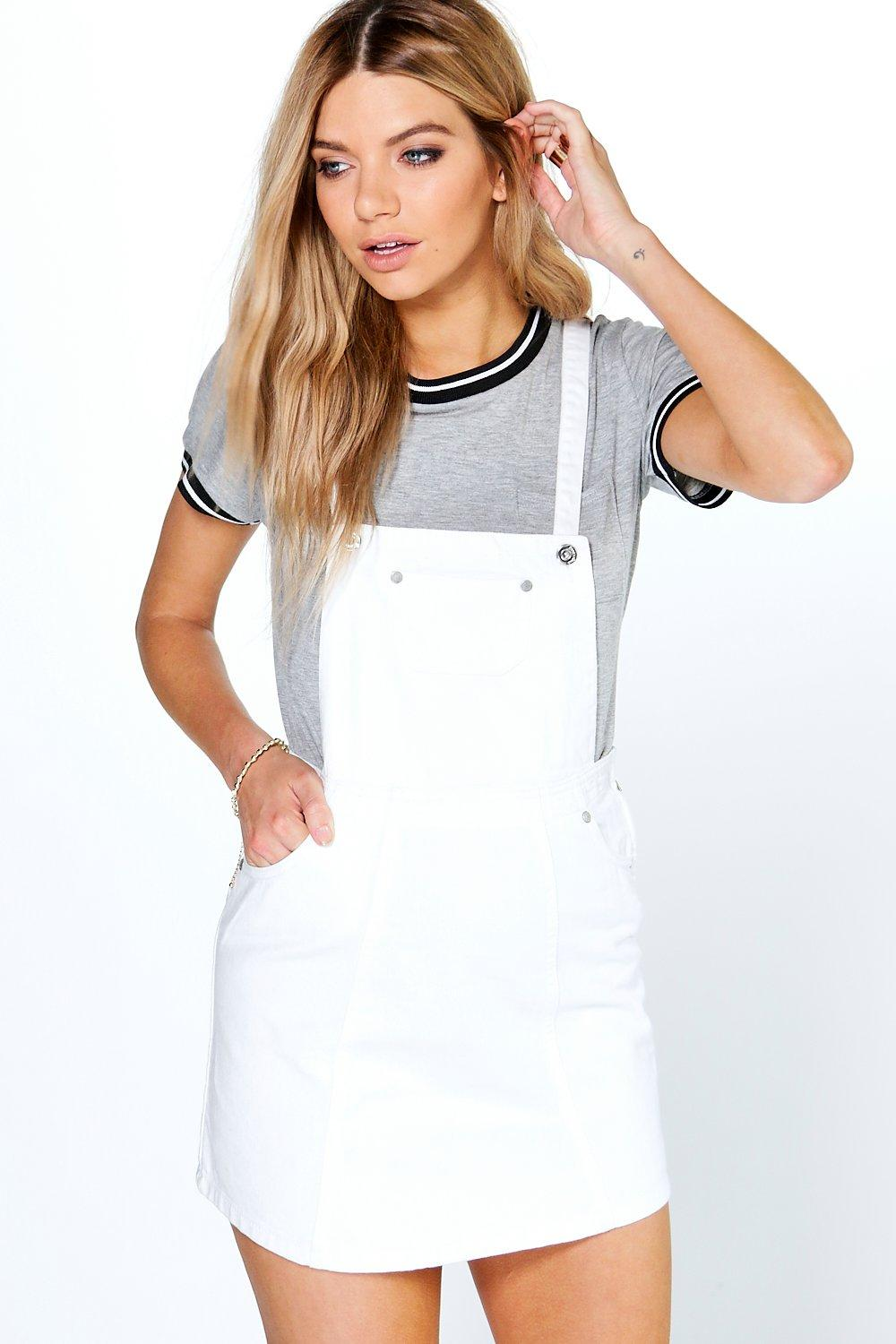 KOODING, a Korean fashion online shopping website, offers womens Korean pinafore dresses for sale. Shop for Korean style womens pinafore dresses online.