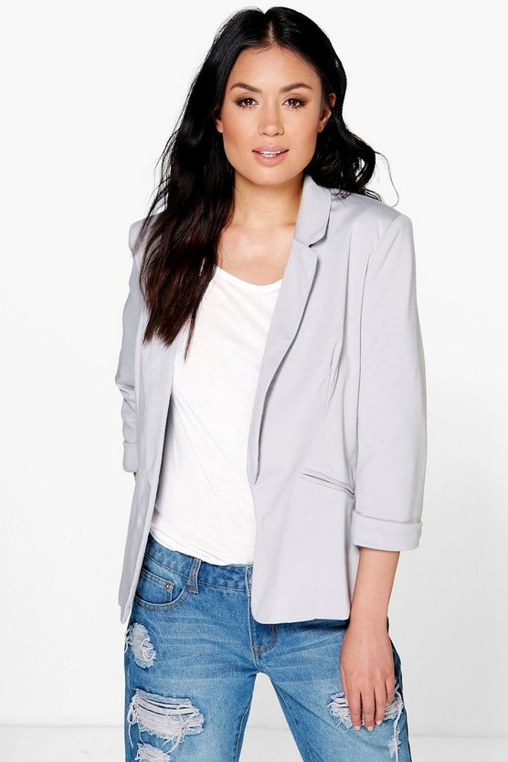Lottie Lined Tailored Blazer