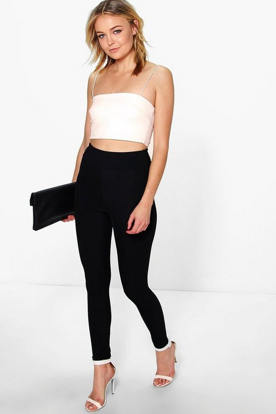 Amaia Super Highwaist Ribbed Leggings
