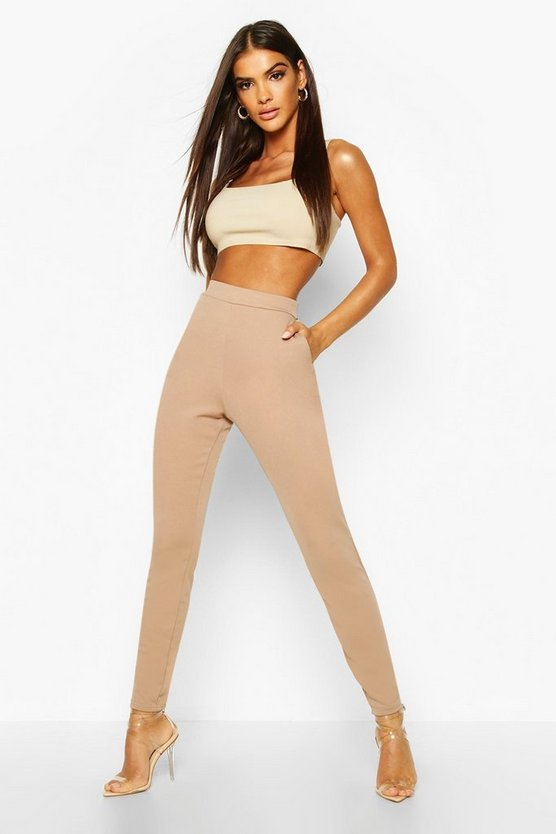 Basic Scuba Super Stretch Skinny Pants