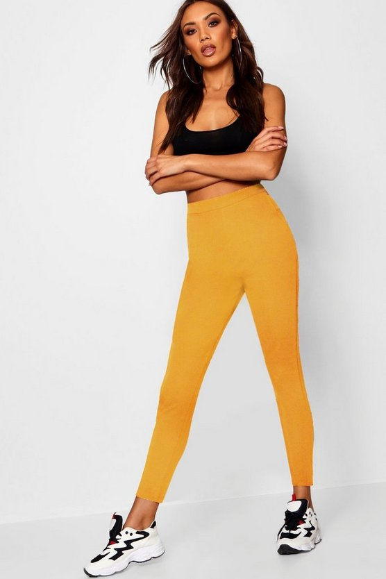 Basic Crepe Super Stretch Skinny Trousers