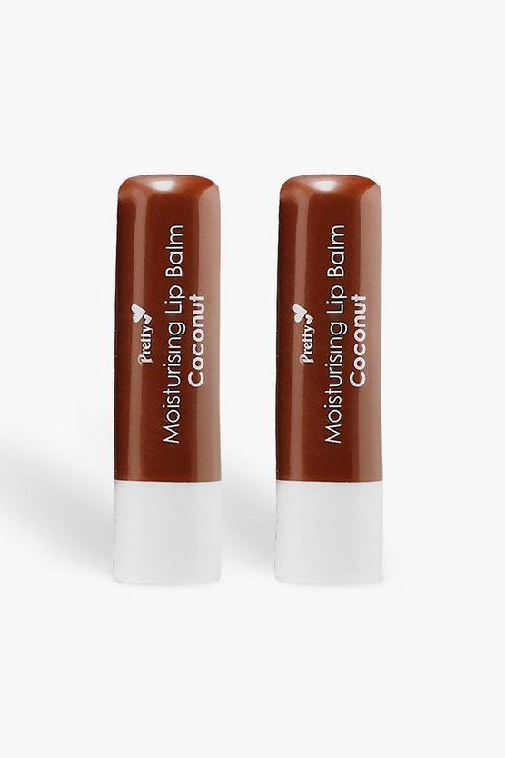 Pretty Smooth 2 Coconut Lip Balms