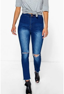 los angeles hot sales special buy Hannah High Rise Tube Jeans