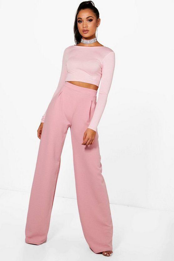 Tall Wide Leg Pants