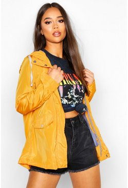 Womens Yellow Festival Mac