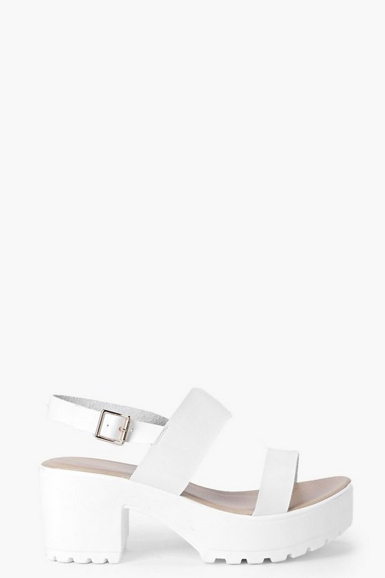Ella Two Part Cleated Sandals