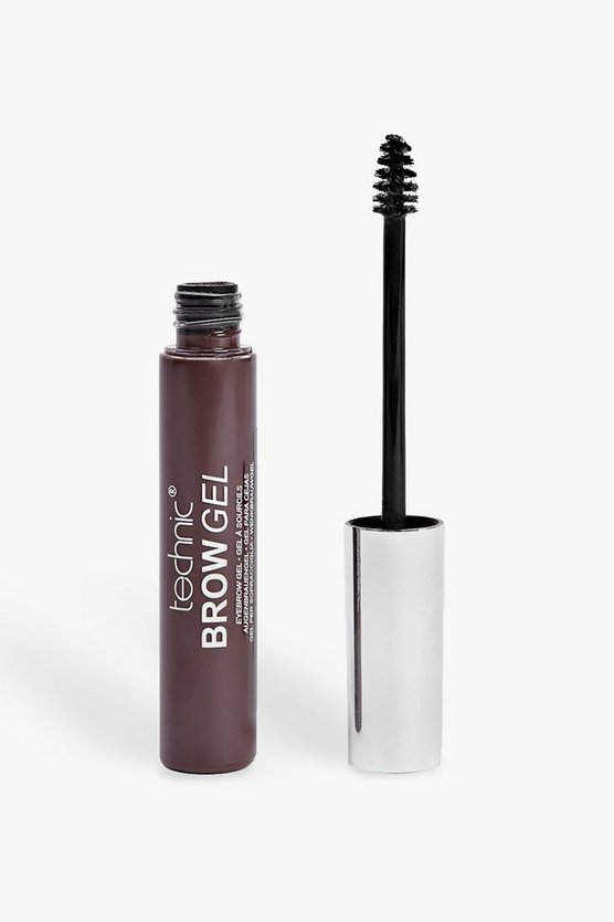 Womens Brown Technic Medium Brow Gel