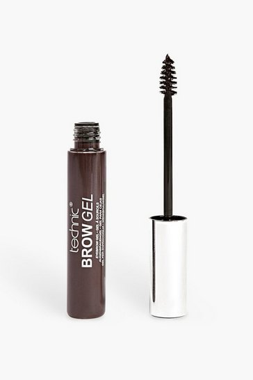 Womens Brown Technic Dark Brow Gel