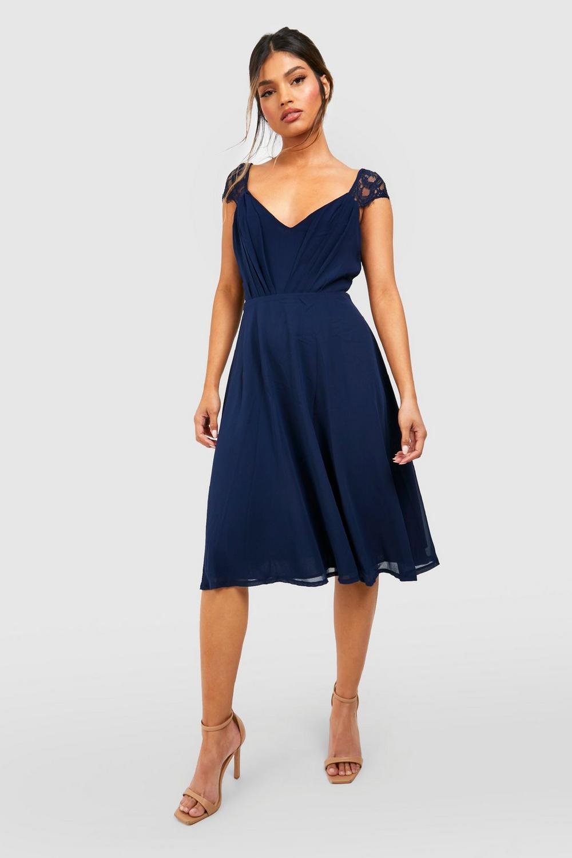 e6878913022f Asos Wedding Maxi Dress With Lace Sleeves And Eyelash Lace