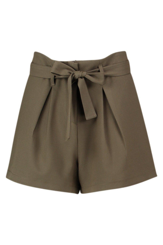 con Pantaloncini Pantaloncini fiocco e con cintura TR8vwxZqT
