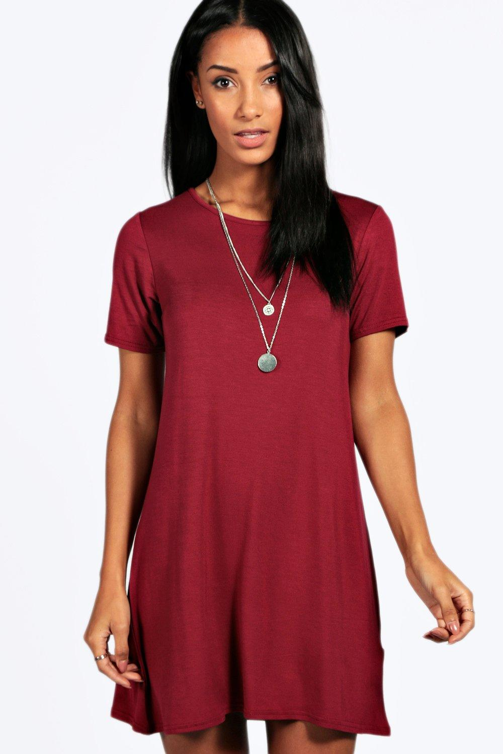 Shift Deals: 50 to 90% off deals on Groupon Goods. Women's Chiffon Lace Embellished Hem A-line Shift Dress. Women's Floral T-Shirt Dress with Side Pockets. Plus Sizes Available.