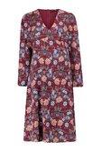 ... Sophia Floral V Neck Gypsy Dress alternative image ... f8304024d